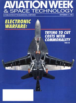 Cover for the September 11 1995 issue