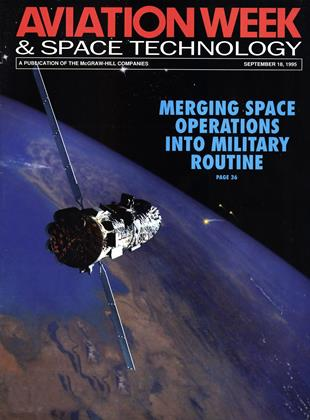 Cover for the September 18 1995 issue