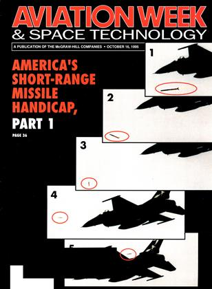 Cover for the October 16 1995 issue