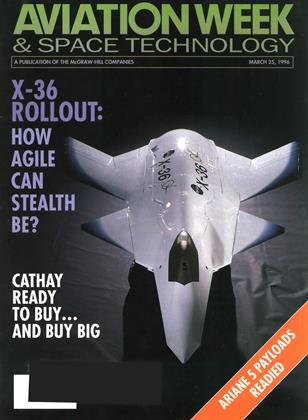 Cover for the March 25 1996 issue