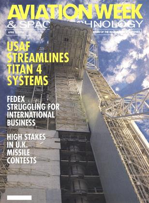 Cover for the April 1 1996 issue
