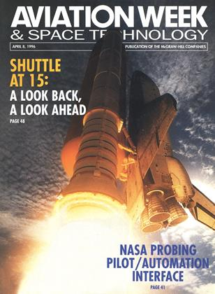 Cover for the April 8 1996 issue