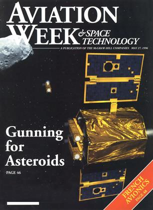 Cover for the May 27 1996 issue