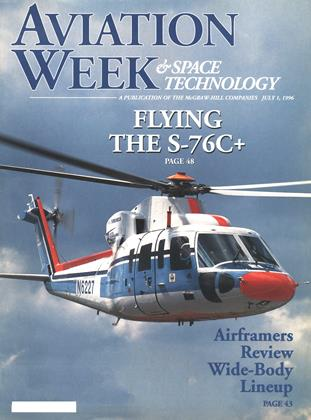 Cover for the July 1 1996 issue