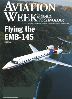 Cover for the July 15 1996 issue