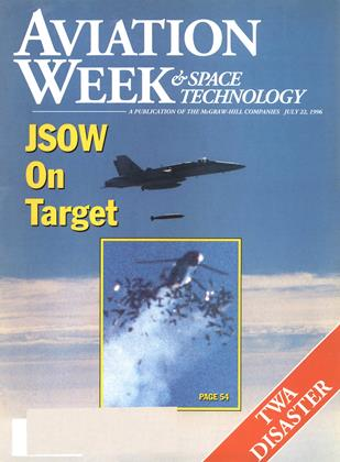 Cover for the July 22 1996 issue