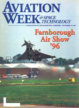 Cover for the September 9 1996 issue