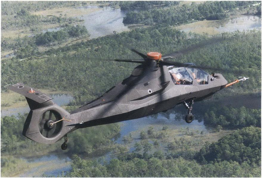 Tests Confirm Low-observability of Comanche Scout Helicopter, Page: 26 - OCTOBER 21, 1996 | Aviation Week