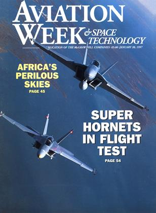 Cover for the January 20 1997 issue