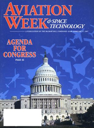 Cover for the February 17 1997 issue