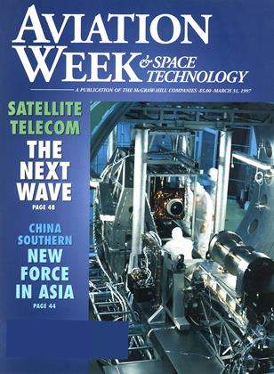 Cover for the March 31 1997 issue