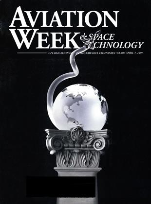 Cover for the April 7 1997 issue