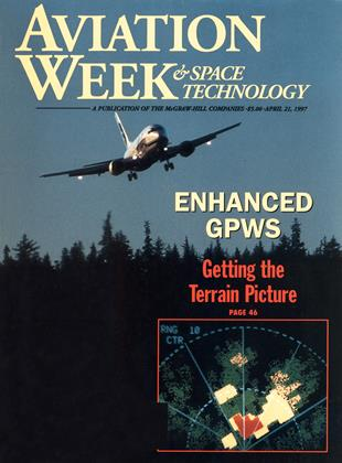 Cover for the April 21 1997 issue