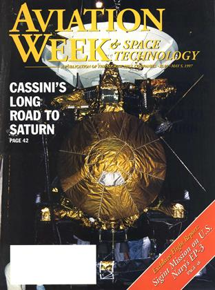 Cover for the May 5 1997 issue