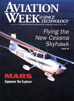 Cover for the July 21 1997 issue