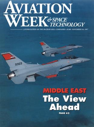 Cover for the November 10 1997 issue