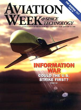 Cover for the January 19 1998 issue