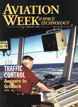 Cover for the February 2 1998 issue