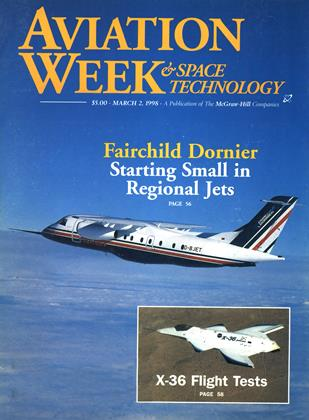 Cover for the March 2 1998 issue