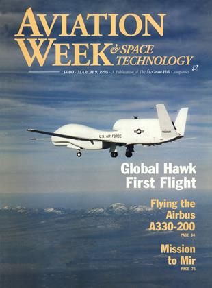 Cover for the March 9 1998 issue