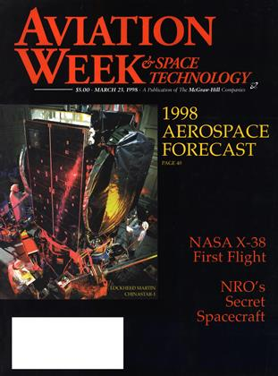 Cover for the March 23 1998 issue
