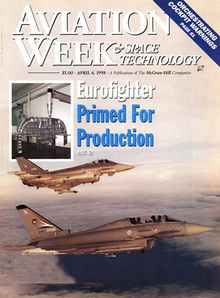 Cover for the April 6 1998 issue