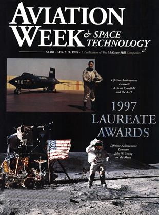 Cover for the April 13 1998 issue