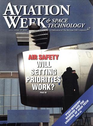 Cover for the April 27 1998 issue