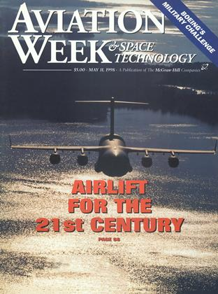 Cover for the May 11 1998 issue
