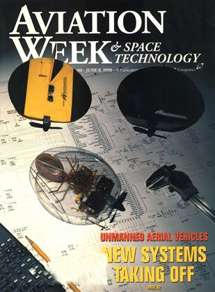 Cover for the June 8 1998 issue