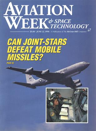 Cover for the June 22 1998 issue