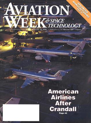 Cover for the August 24 1998 issue