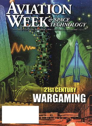 Cover for the November 2 1998 issue
