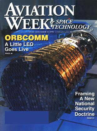 Cover for the November 23 1998 issue