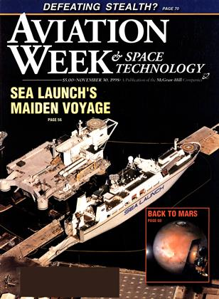 Cover for the November 30 1998 issue