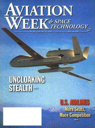Cover for the January 18 1999 issue