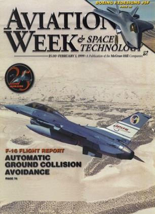 Cover for the February 1 1999 issue