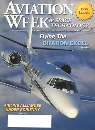 Cover for the February 8 1999 issue