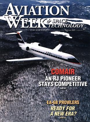 Cover for the March 15 1999 issue