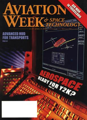 Cover for the April 19 1999 issue