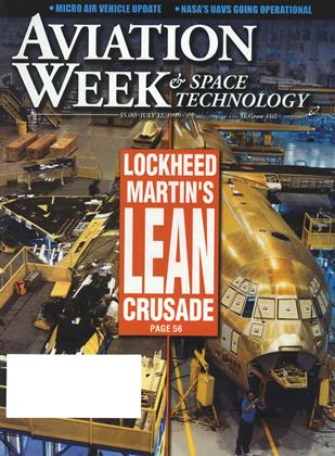 Cover for the July 12 1999 issue