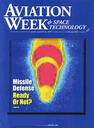 Cover for the August 16 1999 issue