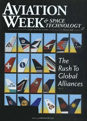Cover for the August 23 1999 issue