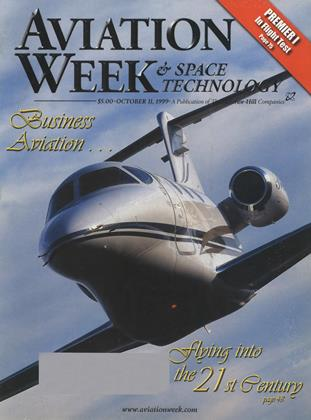 Cover for the October 11 1999 issue