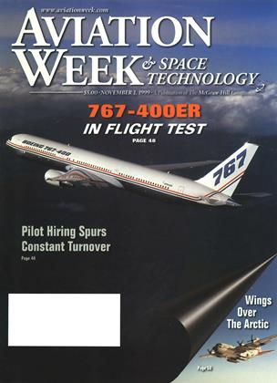 Cover for the November 1 1999 issue