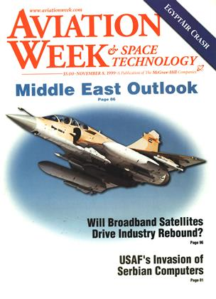 Cover for the November 8 1999 issue