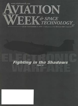 Cover for the November 15 1999 issue