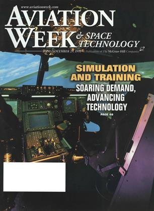 Cover for the November 29 1999 issue