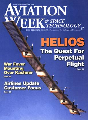 Cover for the February 28 2000 issue