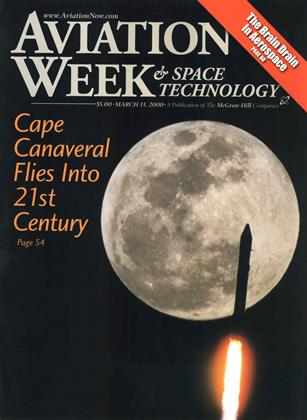 Cover for the March 13 2000 issue